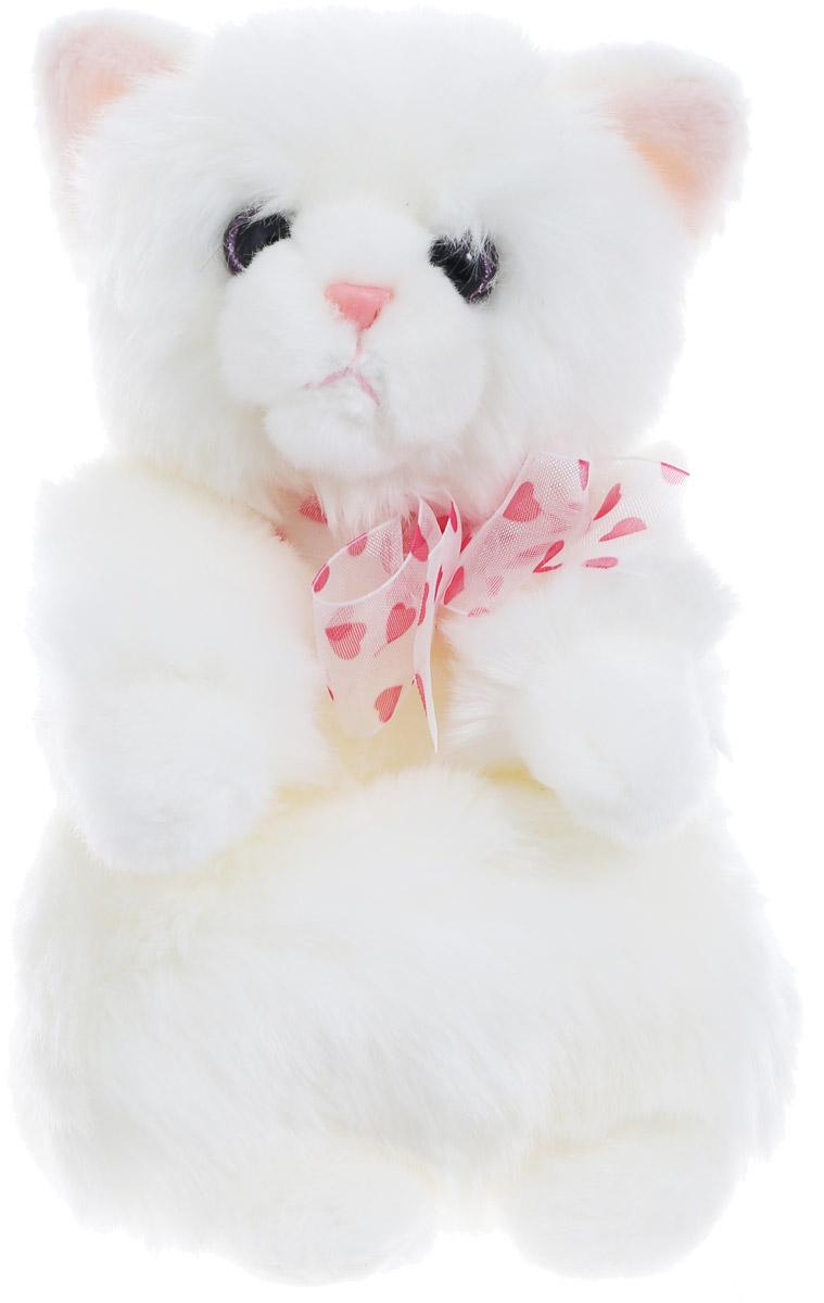 Gulliver Мягкая игрушка Кошечка Лулу 20 см трафарет на кофе и десерты кошечка цвет белый диаметр 10 см