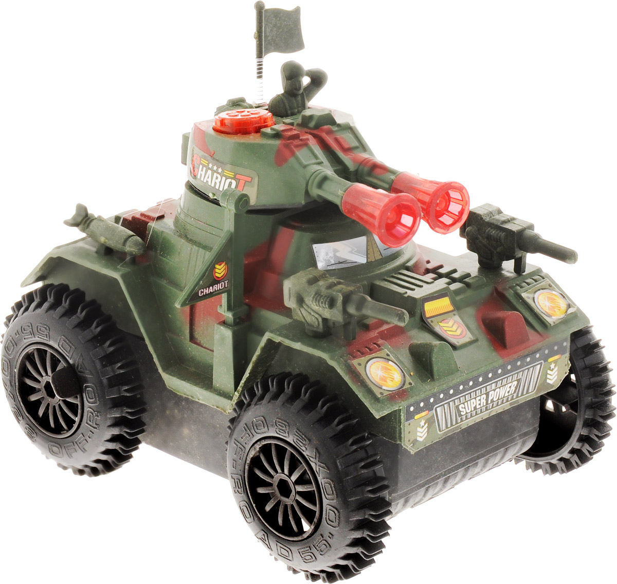 Junfa Toys Танк Super Chariot chariot
