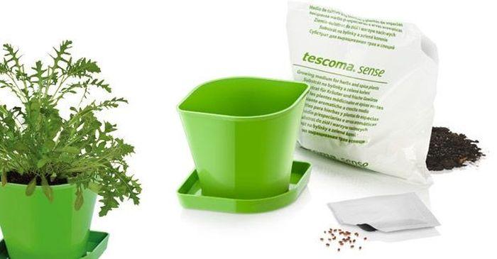 Набор для выращивания пряных растений Tescoma Sense. Руккола. 899074899074Набор для выращивания пряных растений Tescoma Sense. Руккола включает в себя семена, органический почвенный субстрат био-качества и цветочный горшок из прочного пластика. Инструкция по применению внутри упаковки.