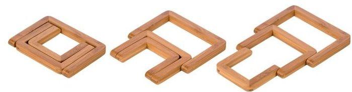 Универсальная подставка раскладная Tescoma Online. 900854900854Универсальная подставка раскладная Tescoma Online для кастрюль, сковородок, листов выпечки любых размеров. Изделие выполнено из прочного дерева бамбука.