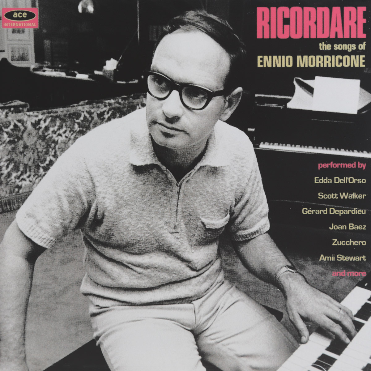 Ricordare. The Songs Of Ennio Morricone