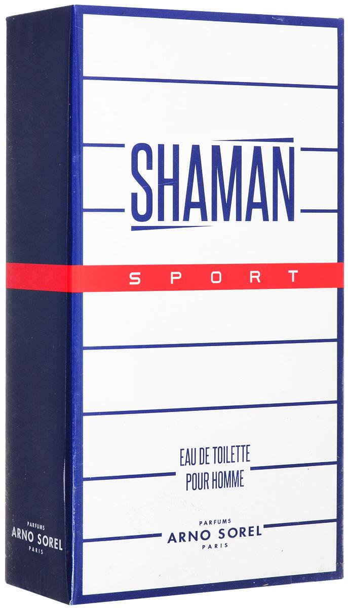 Corania Туалетная вода Shaman Sport, мужская, 100 мл corania подарочный набор shaman sport туалетная вода 100 мл гель для душа 100 мл