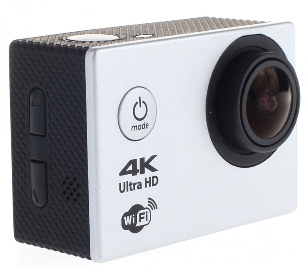 Zakazat.ru Prolike 4K PLAC001SL, Silver экшн камера