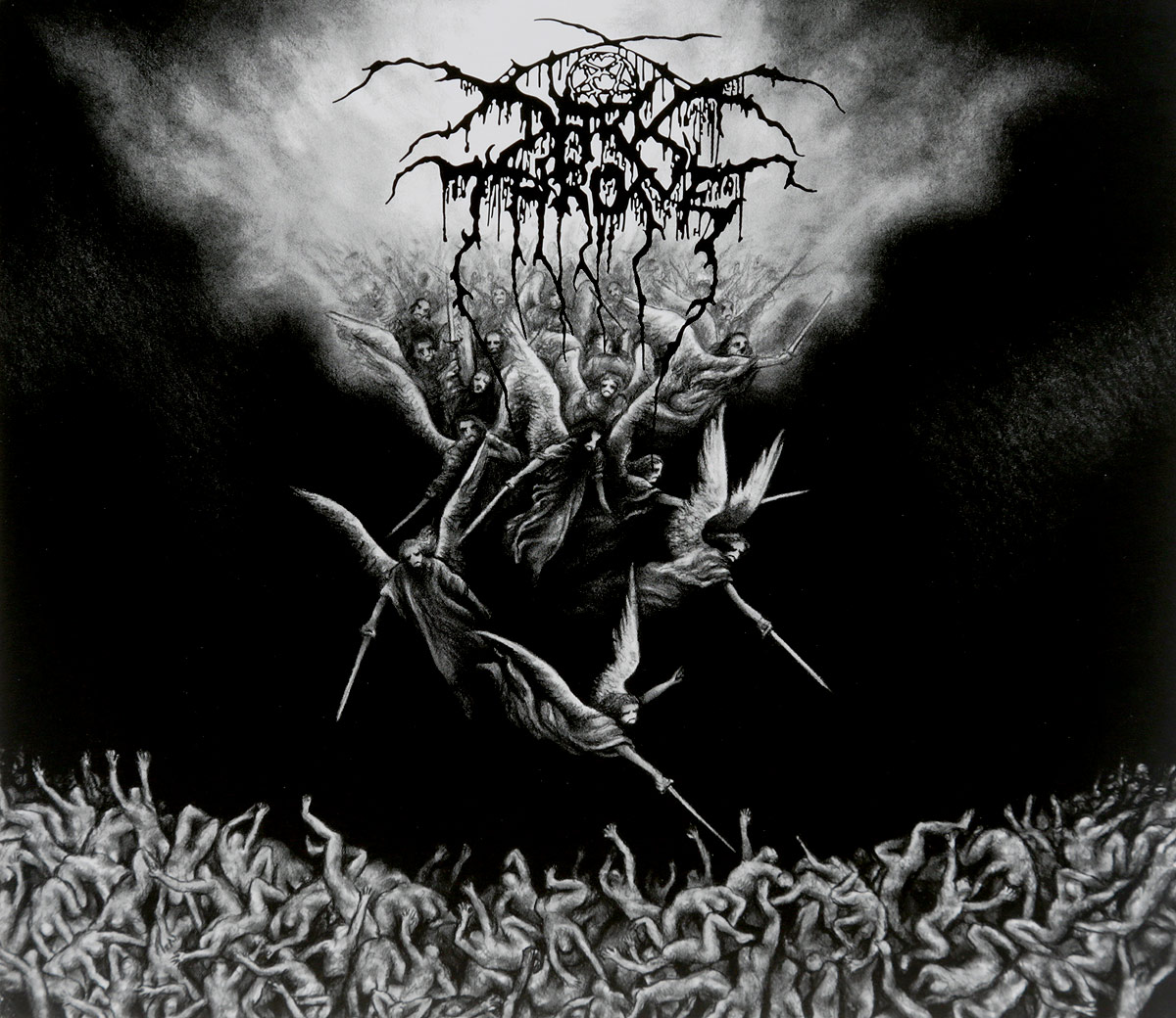 Darkthrone Darkthrone. Sardonic Wrath (2 CD) футболка wrath