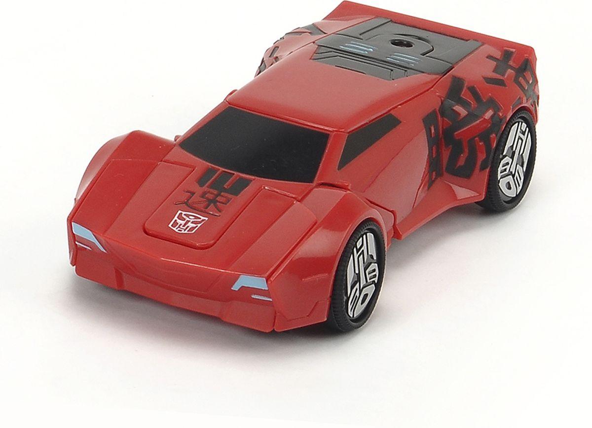 Dickie Toys Машинка-трансформер Sideswipe