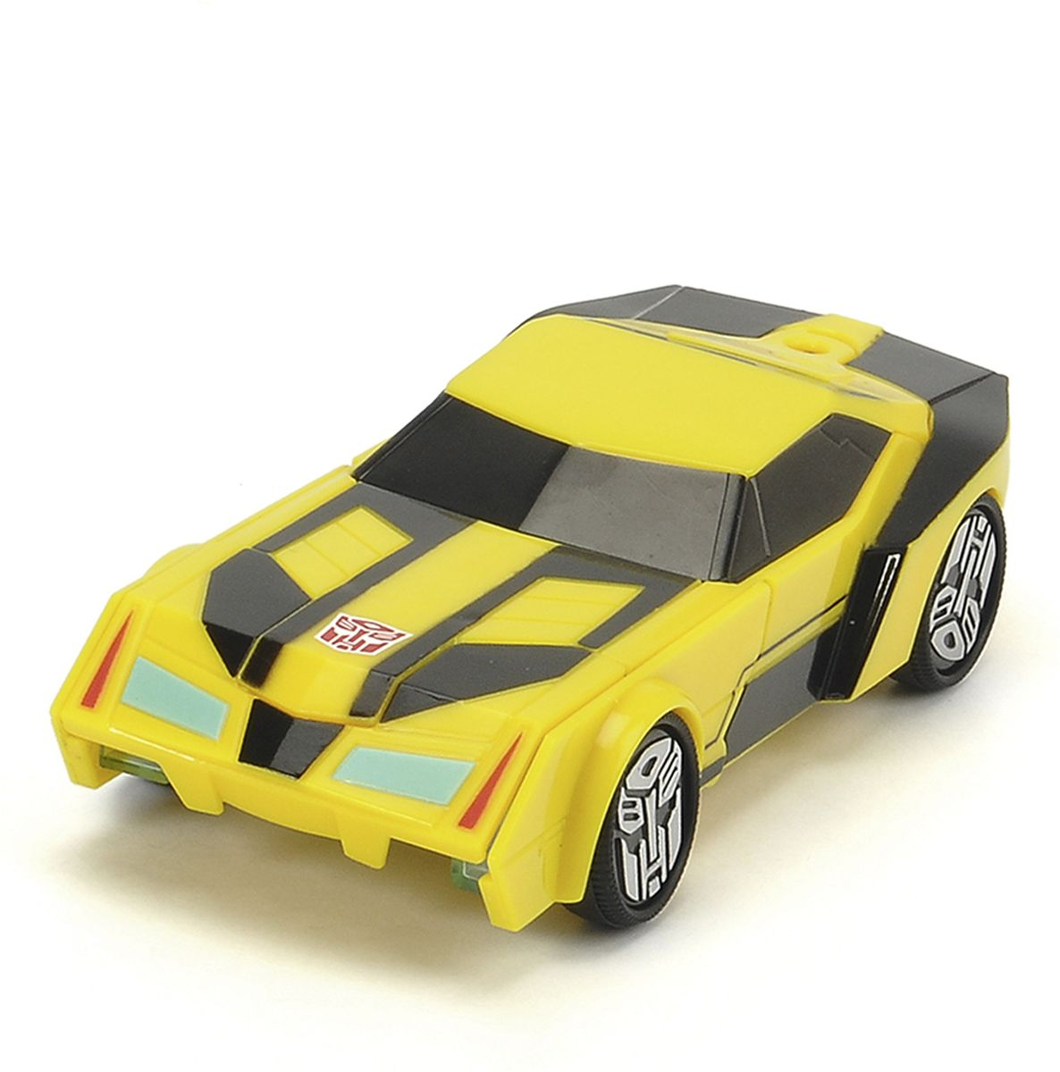Dickie Toys Машинка-трансформер Bumblebee dickie toys машинка bumblebee tin box