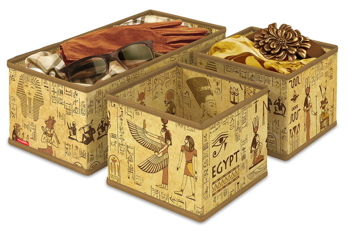 Набор органайзеров Valiant Egypt, 3 шт цена