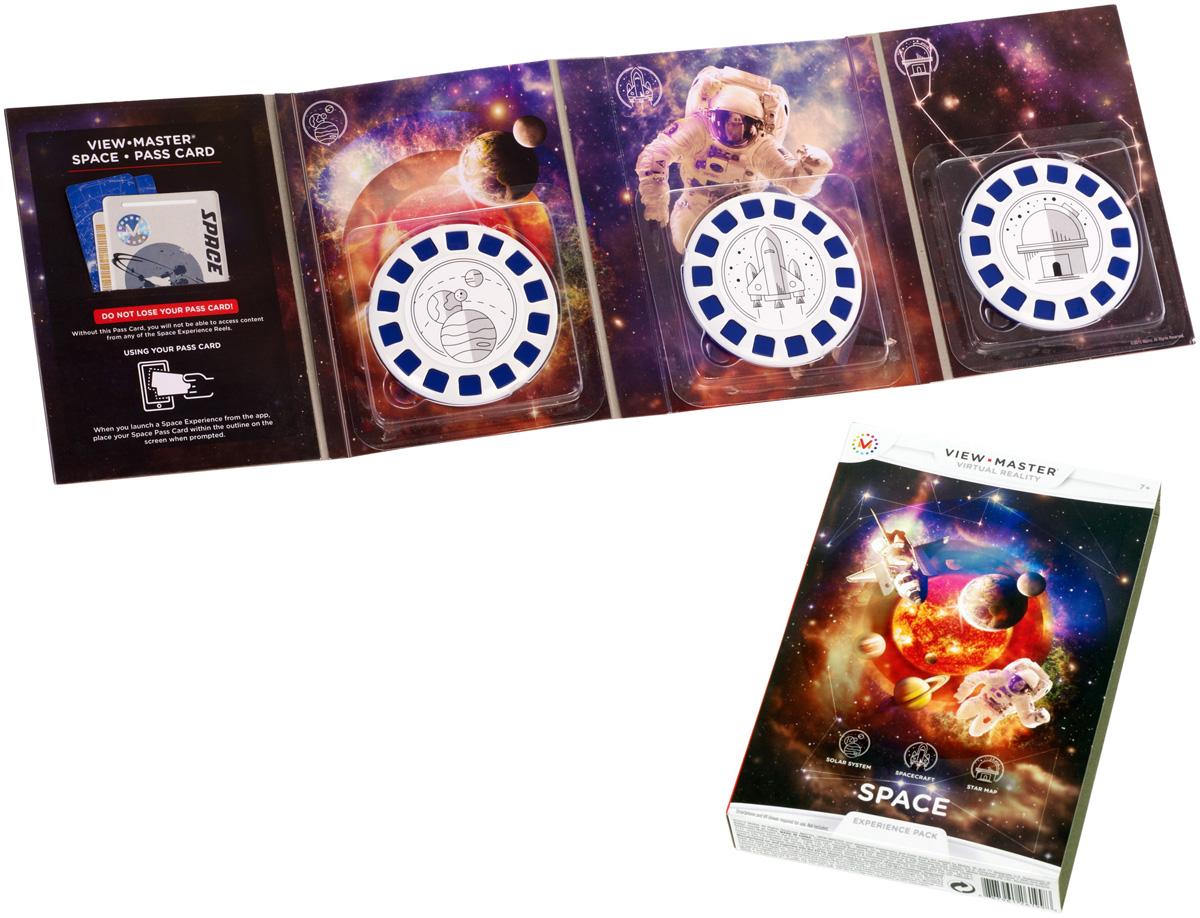 View-Master Интерактивная игрушка Космос - Интерактивные игрушки