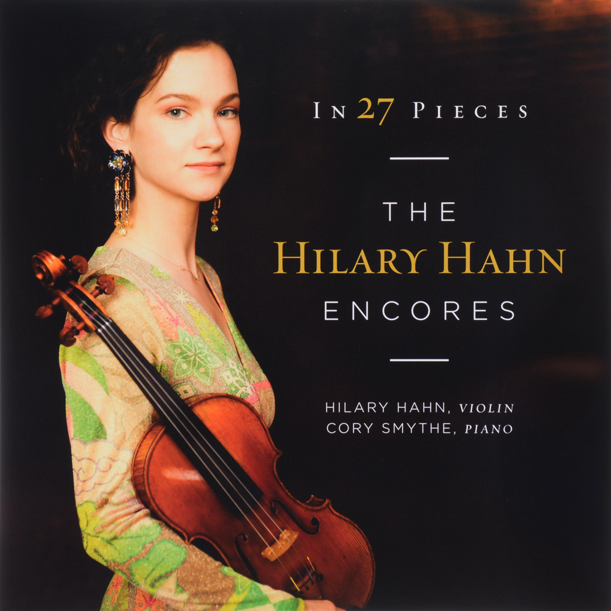 Хилари Хан Hilary Hahn. In 27 Pieces The Hilary Hahn Encores (2 LP) der rote hahn