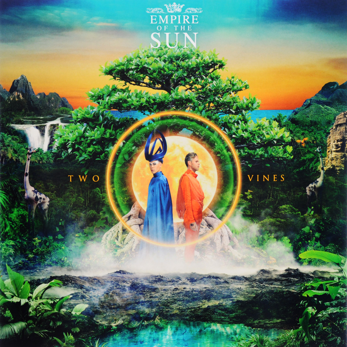 Empire Of The Sun Empire Of The Sun. Two Vines (LP) футболка dc empire henge black