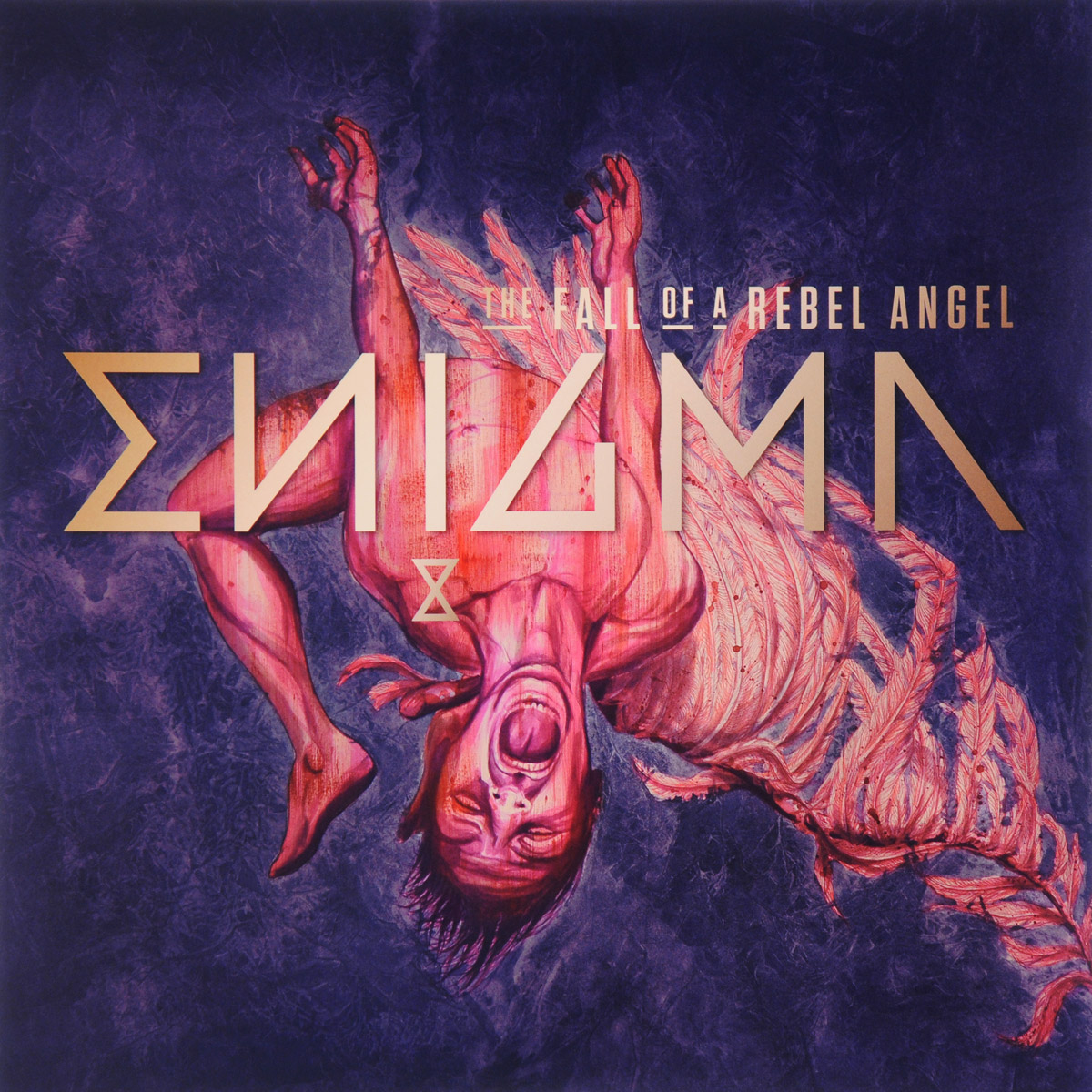 Enigma Enigma. The Fall Of A Rebel Angel (LP) cd enigma the fall of a rebel angel