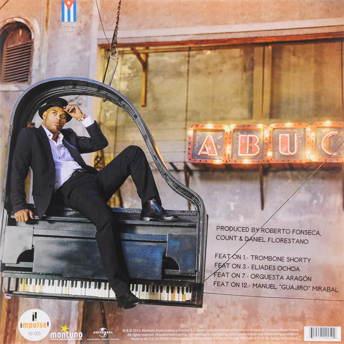 Roberto Fonseca.  Abuc (LP) Universal Music France