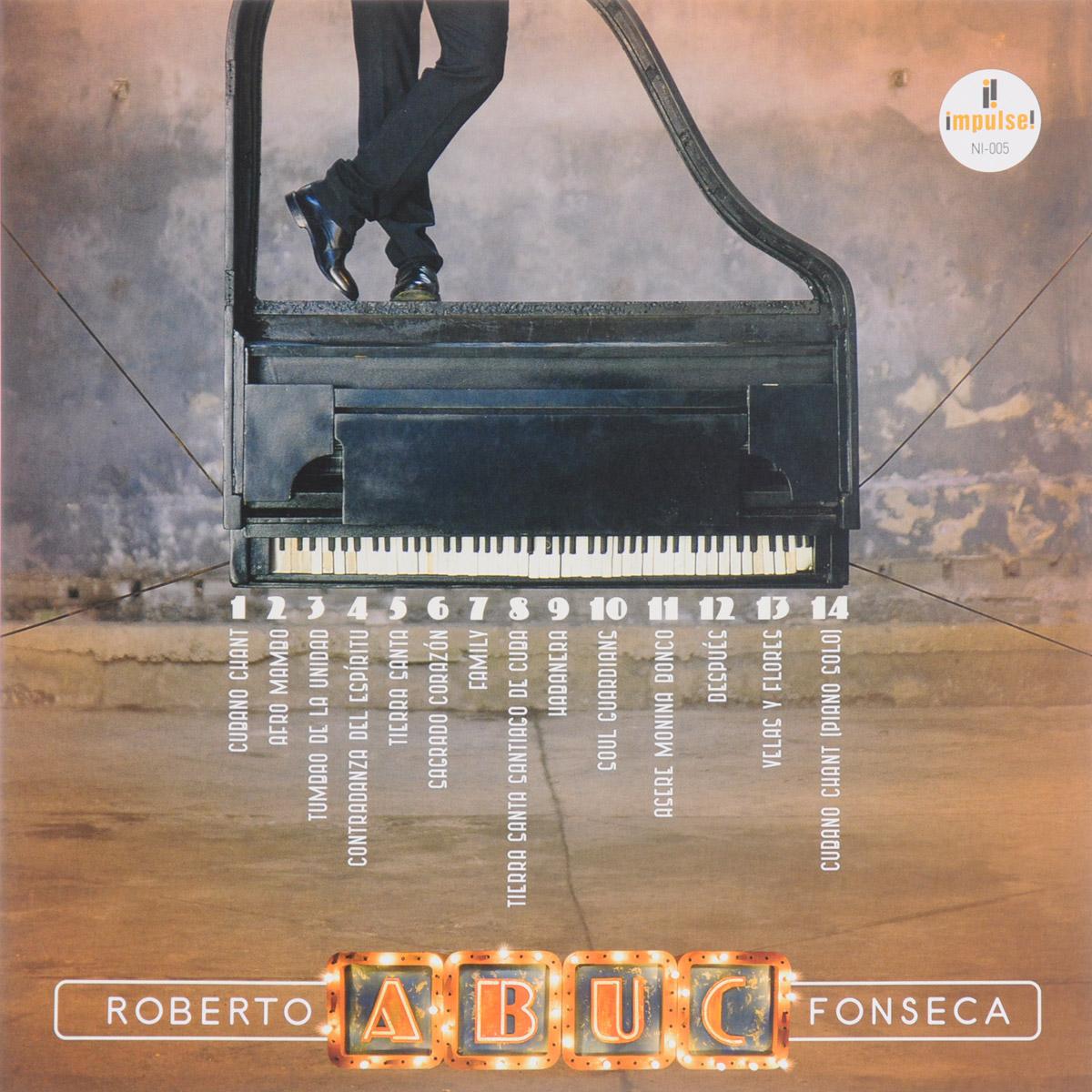 Roberto Fonseca. Abuc (LP)