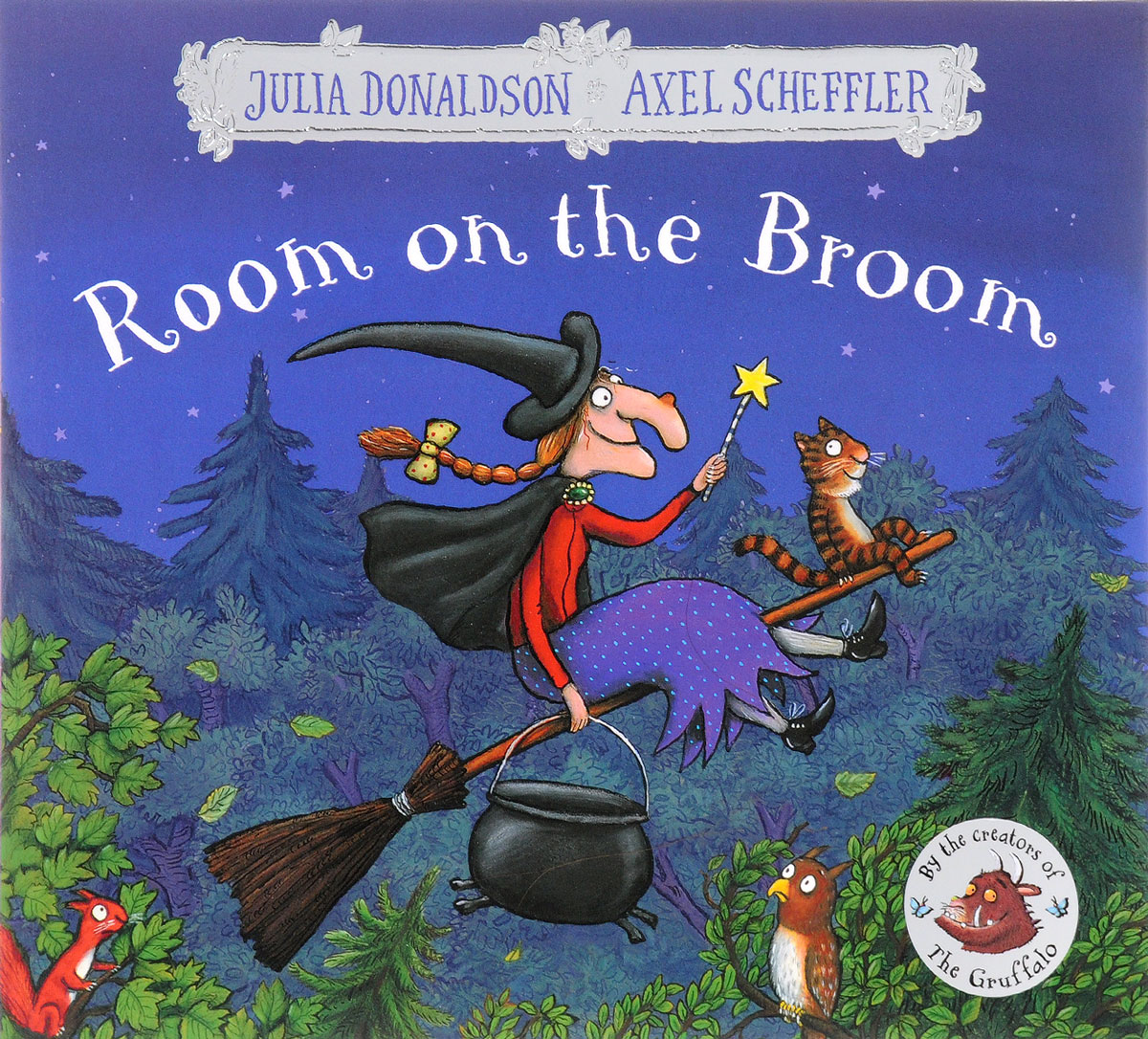 Room on the Broom room on the broom big book