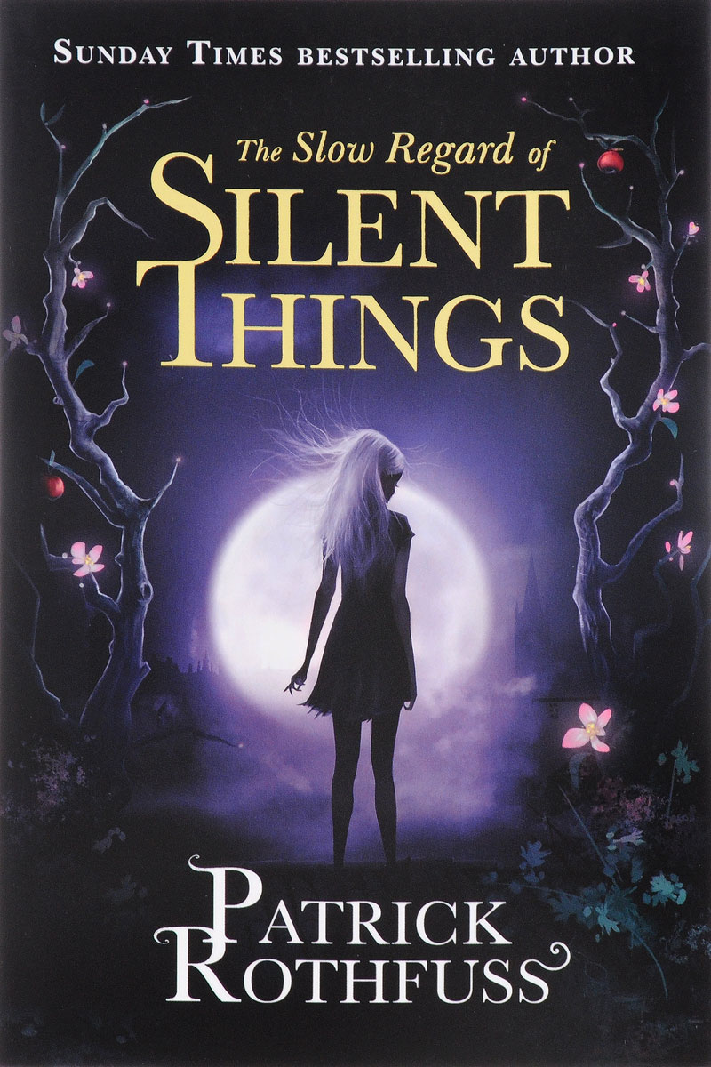 The Slow Regard of Silent Things roy a the god of small things