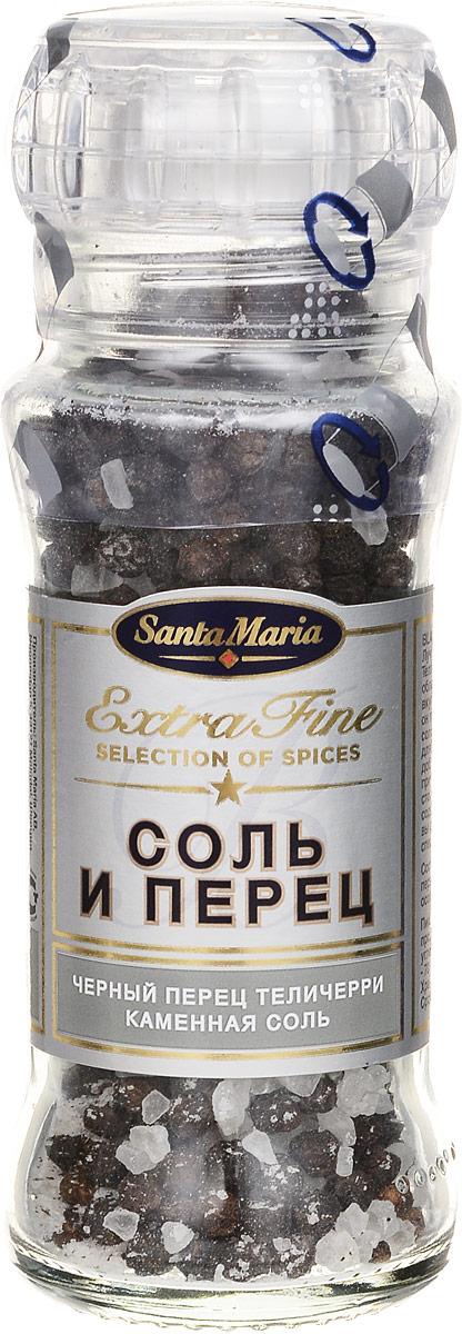 Santa Maria Соль и перец, 110 г santa maria имбирь молотый 430 г