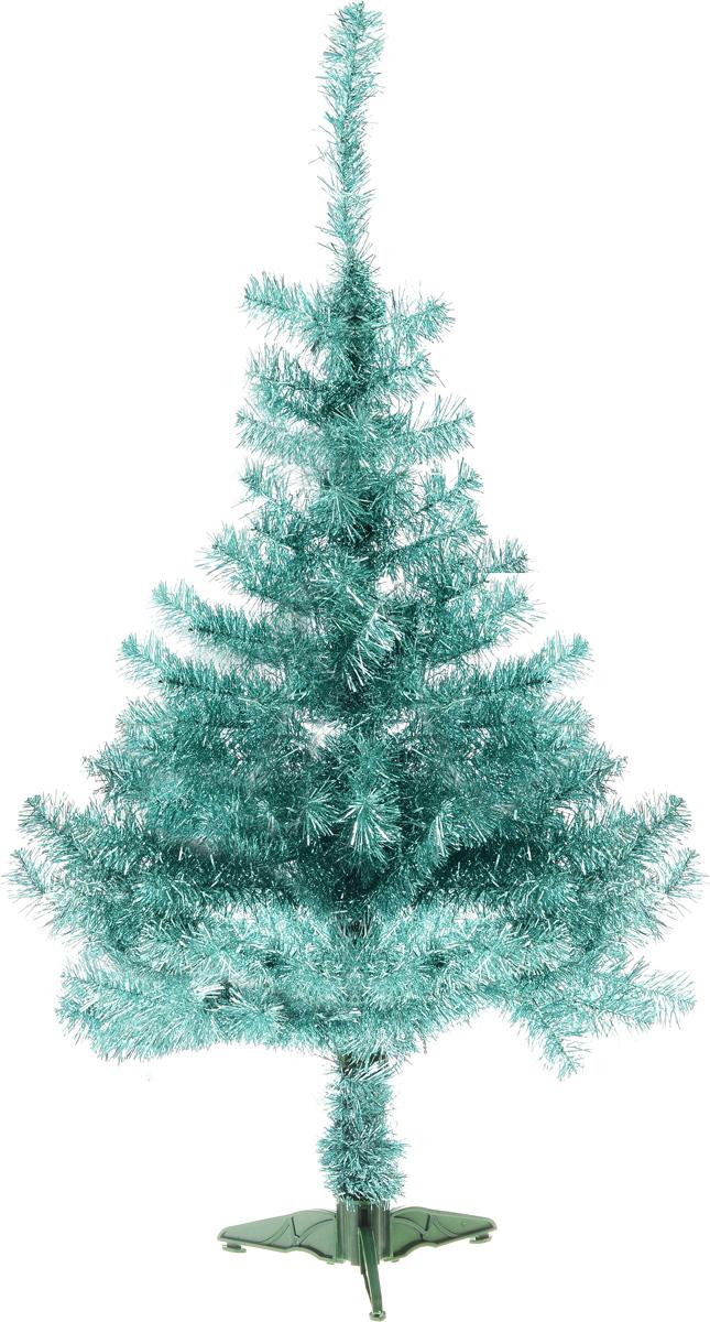 Ель искусственная Morozco  Нормандия , цвет: серебристый, зеленый, высота 120 см - Елки