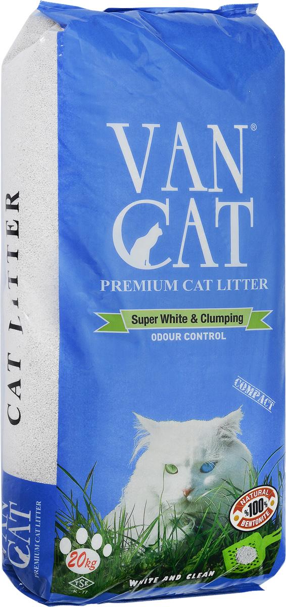 Наполнитель для кошачьих туалетов Van Cat Odour Control, комкующийся, без пыли, 20 кг20243Наполнитель для кошачьего туалета Van Cat Odour Control эффективно устраняет неприятные запахи Обладает высокой абсорбцией, отлично комкуется, не пылит, лапы остаются чистыми.Безопасен для животных и окружающей среды. Сохраняет лоток сухим, прост в уборке. Размер гранул: 0,6-2,25 мм.