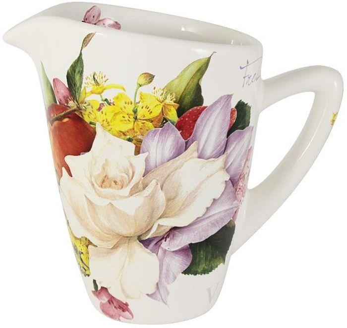 Кувшин Ceramiche Viva Фреско, 1,2 лG1484Керамическая посуда итальянской фабрики Ceramiche Viva известна не только своим превосходным качеством, но и удивительными, неповторимыми дизайнами, отличающими ее от любой другой керамической посуды.Невозможно относиться к изделиям Ceramiche Viva как к обычной посуде. Приобретя любую вещь из ассортимента Ceramiche Viva, вы украсите свой дом, доставите радость родным и близким, и ваш обычный ужин превратится в праздничный. Помимо внешней привлекательности посуда Ceramiche Viva обладает и прекрасными практическими свойствами: посуду Ceramiche Viva можно мыть в посудомоечной машине и использовать в микроволновой печи. Не разрешается применять при мытье посуды абразивные порошки. Поверхность изделий покрыта высококачественной глазурью, не содержащей свинца.