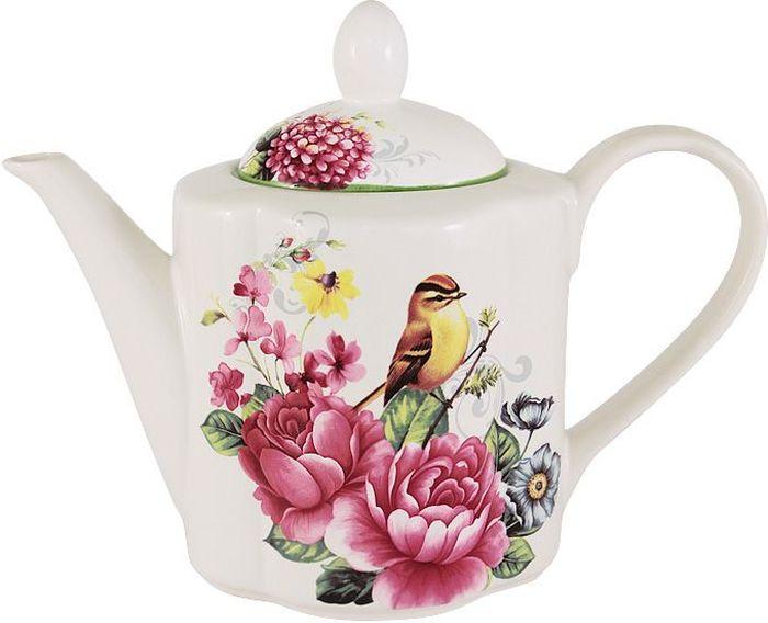 Чайник Imari Цветы и птицы, 1,0 л. IM15018A/1-A2210ALIM15018A/1-A2210ALЧайник 1,0л Цветы и птицыIMARI производит широкий ассортимент посуды из высококачественной керамики, основным ингредиентом которой является твердый доломит, поэтому все керамические изделия IMARI - легкие, белоснежные, прочные и устойчивы к высоким температурам. Высокое качество изделий достигается не только благодаря использованию особого сырья и новейших технологий и оборудования при изготовлении посуды, но также благодаря строгому контролю на всех этапах производственного процесса на фабрике в Китае. Нанесение сверкающей глазури, не содержащей свинца, придает изделиям IMARI превосходный блеск и особую прочность. Высокое качество исходного сырья и глазури позволяют мыть изделия IMARI в посудомоечных машинах.