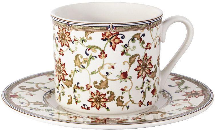 Чайная пара Imari Кардинал, 2 предмета