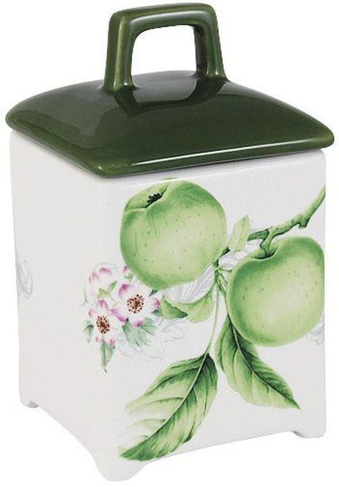 Банка для сыпучих продуктов Imari Зеленые яблоки, 15см. IM55060/2-A2211ALIM55060/2-A2211ALБанка для сыпучих продуктов 15см Зеленые яблокиIMARI производит широкий ассортимент посуды из высококачественной керамики, основным ингредиентом которой является твердый доломит, поэтому все керамические изделия IMARI - легкие, белоснежные, прочные и устойчивы к высоким температурам. Высокое качество изделий достигается не только благодаря использованию особого сырья и новейших технологий и оборудования при изготовлении посуды, но также благодаря строгому контролю на всех этапах производственного процесса на фабрике в Китае. Нанесение сверкающей глазури, не содержащей свинца, придает изделиям IMARI превосходный блеск и особую прочность. Высокое качество исходного сырья и глазури позволяют мыть изделия IMARI в посудомоечных машинах.