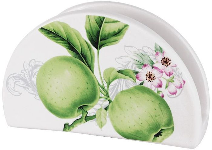 Салфетница Imari Зеленые яблоки, 16 см. IM65080-A2211ALIM65080-A2211ALСалфетница 16см Зеленые яблокиIMARI производит широкий ассортимент посуды из высококачественной керамики, основным ингредиентом которой является твердый доломит, поэтому все керамические изделия IMARI - легкие, белоснежные, прочные и устойчивы к высоким температурам. Высокое качество изделий достигается не только благодаря использованию особого сырья и новейших технологий и оборудования при изготовлении посуды, но также благодаря строгому контролю на всех этапах производственного процесса на фабрике в Китае. Нанесение сверкающей глазури, не содержащей свинца, придает изделиям IMARI превосходный блеск и особую прочность. Высокое качество исходного сырья и глазури позволяют мыть изделия IMARI в посудомоечных машинах.