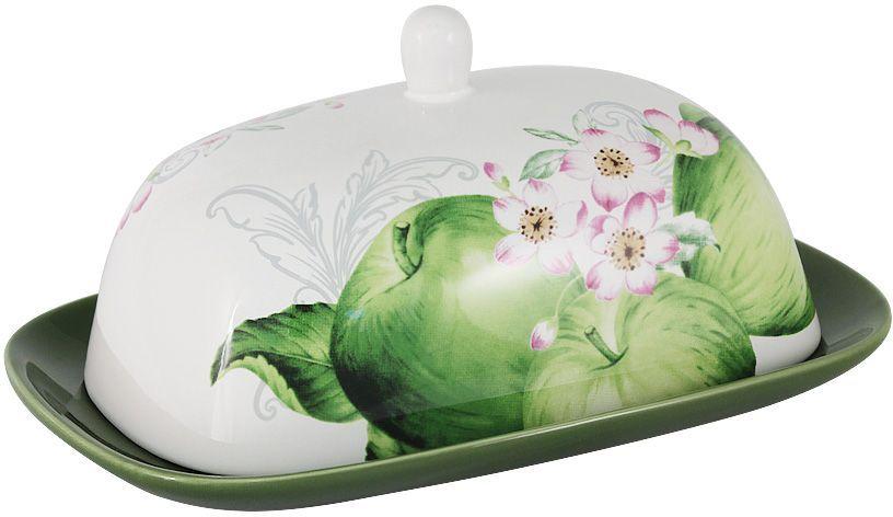 Масленка Imari Зеленые яблоки, 18х13 см. IMB0360-A2211ALIMB0360-A2211ALМаслёнка 18х13см Зеленые яблокиIMARI производит широкий ассортимент посуды из высококачественной керамики, основным ингредиентом которой является твердый доломит, поэтому все керамические изделия IMARI - легкие, белоснежные, прочные и устойчивы к высоким температурам. Высокое качество изделий достигается не только благодаря использованию особого сырья и новейших технологий и оборудования при изготовлении посуды, но также благодаря строгому контролю на всех этапах производственного процесса на фабрике в Китае. Нанесение сверкающей глазури, не содержащей свинца, придает изделиям IMARI превосходный блеск и особую прочность. Высокое качество исходного сырья и глазури позволяют мыть изделия IMARI в посудомоечных машинах.
