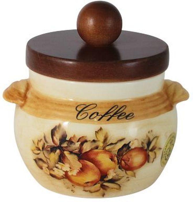 Банка для кофе LCS Зимние яблоки, с крышкой, 0,5 л. LCS670/PLC-M-ALLCS670/PLC-M-ALБанка для сыпучих продуктов с деревянной крышкой 0,5 л (кофе) Зимние яблокиLCS - молодая, динамично развивающаяся итальянская компания из Флоренции, производящая разнообразную керамическую посуду и изделия для украшения интерьера.В своих дизайнах LCS использует как классические, так и современные тенденции.Высокий стандарт изделий обеспечивается за счет соединения высоко технологичного производства и использования ручной работы профессиональных дизайнеров и художников, работающих на фабрике.