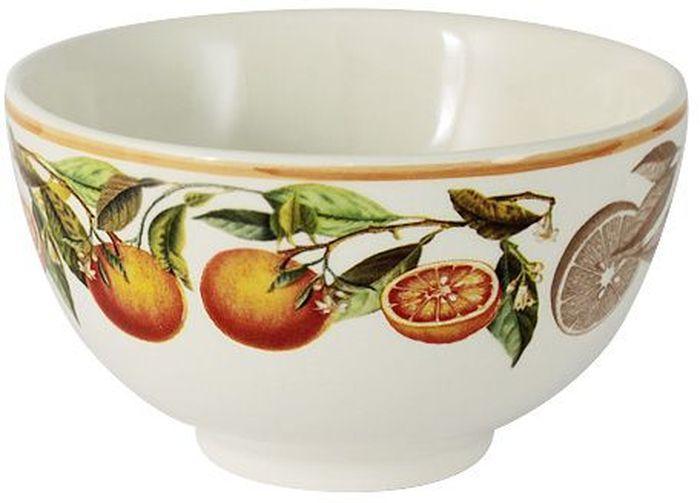 Салатник LCS Апельсины, диаметр 14 смLCS935-AR-ALСалатник LCS, изготовленный из высококачественной керамики, прекрасно подойдет для подачи различных блюд: закусок, салатов или фруктов. Такой салатник украсит ваш праздничный или обеденный стол. LCS - молодая, динамично развивающаяся итальянская компания из Флоренции, производящая разнообразную керамическую посуду и изделия для украшения интерьера. В своих дизайнах LCS использует как классические, так и современные тенденции. Высокий стандарт изделий обеспечивается за счет соединения высоко технологичного производства и использования ручной работы профессиональных дизайнеров и художников, работающих на фабрике.