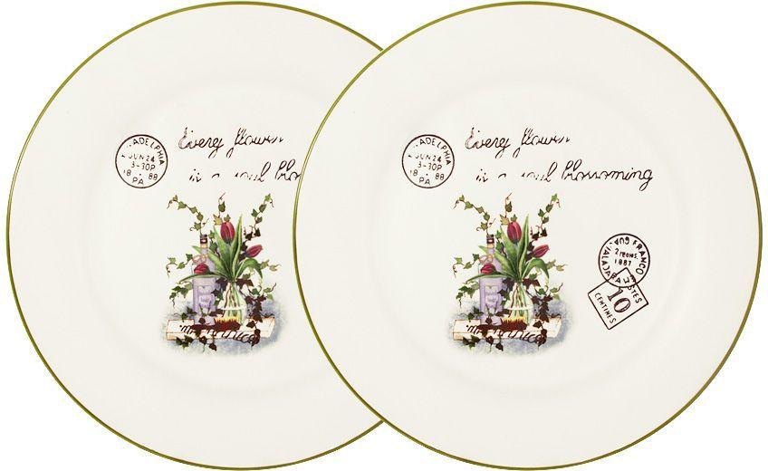 Набор обеденных тарелок LF Ceramic Букет, 25 см, 2 шт. LF-120E2257-3-ALLF-120E2257-3-ALНабор из 2-х обеденных тарелок 25см БукетДля изготовления посуды LF Ceramic используется экологически чистая керамика, отличительной особенностью которой является прочность. Посуду LF Ceramic можно использовать в микроволновых печах для приготовления блюд, поскольку эта керамика выдерживает высокие температуры. Мыть керамическую посуду рекомендуется теплой водой с небольшим количеством моющих средств. Лучше не использовать абразивные пасты и металлические мочалки. Допускается мытье в посудомоечной машине при соблюдении инструкции изготовителя посудомоечной машины.