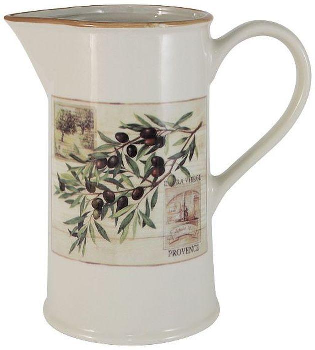 Кувшин LF Ceramic Оливки, 1 л масленка lf ceramic птичье молоко al 190f6298 lf