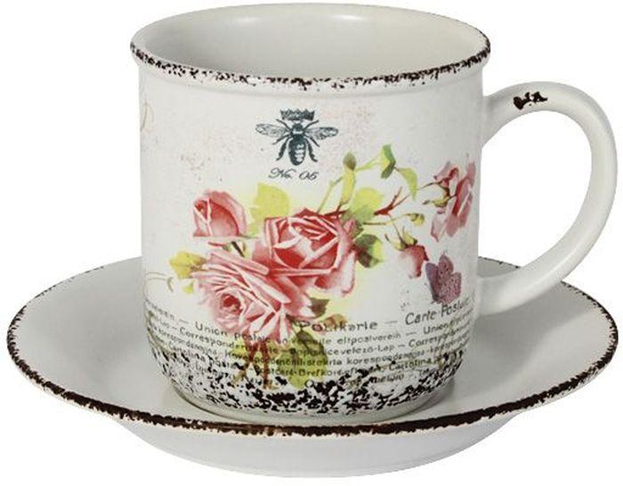 Чашка с блюдцем LF Ceramic Розы, 0,2 л. LF-430F8787-1-ALLF-430F8787-1-ALЧашка с блюдцем 0,2л РозыДля изготовления посуды LF Ceramic используется экологически чистая керамика, отличительной особенностью которой является прочность. Посуду LF Ceramic можно использовать в микроволновых печах для приготовления блюд, поскольку эта керамика выдерживает высокие температуры. Мыть керамическую посуду рекомендуется теплой водой с небольшим количеством моющих средств. Лучше не использовать абразивные пасты и металлические мочалки. Допускается мытье в посудомоечной машине при соблюдении инструкции изготовителя посудомоечной машины.