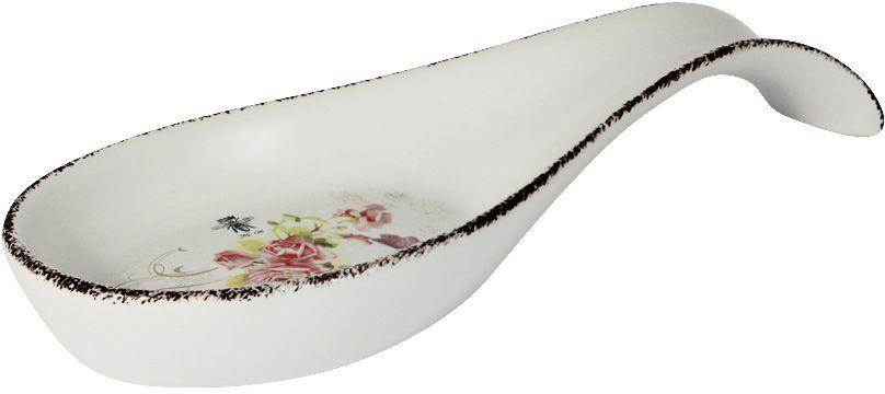 Ложка-подставка LF Ceramic Розы, 22 см. LF-88F8804-ALLF-88F8804-ALЛожка - подставка 22см РозыДля изготовления посуды LF Ceramic используется экологически чистая керамика, отличительной особенностью которой является прочность. Посуду LF Ceramic можно использовать в микроволновых печах для приготовления блюд, поскольку эта керамика выдерживает высокие температуры. Мыть керамическую посуду рекомендуется теплой водой с небольшим количеством моющих средств. Лучше не использовать абразивные пасты и металлические мочалки. Допускается мытье в посудомоечной машине при соблюдении инструкции изготовителя посудомоечной машины.