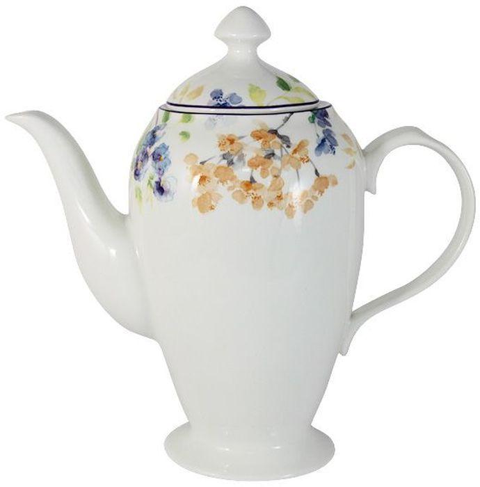 Чайник Primavera Fine Bone China Акварель, 1,4 л. PWW-150248-11ALPWW-150248-11ALЧайник 1.4л АкварельОбеденные и чайные сервизы торговой марки Primavera изготовлены из фарфора с добавлением костной золы (7-15%), благодаря которой фарфор получается прозрачным и прочным.Посуда подходит для ежедневного инспользования, благодаря отсутствию серебряной и золотой отделки посуду можно мыть в посудомоечной машине, а также использовать в микроволновой печи.