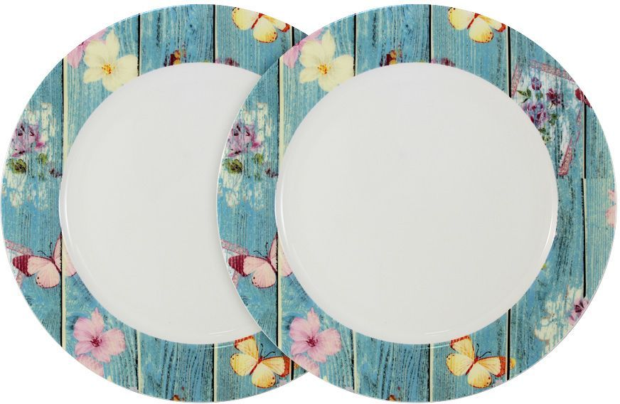 Набор обеденных тарелок Primavera Fine Bone China Фантазия, 27 см, 2 шт. PWW-TD150118-27ALPWW-TD150118-27ALНабор из 2-х обеденных тарелок 27см ФантазияОбеденные и чайные сервизы торговой марки Primavera изготовлены из фарфора с добавлением костной золы (7-15%), благодаря которой фарфор получается прозрачным и прочным.Посуда подходит для ежедневного инспользования, благодаря отсутствию серебряной и золотой отделки посуду можно мыть в посудомоечной машине, а также использовать в микроволновой печи.