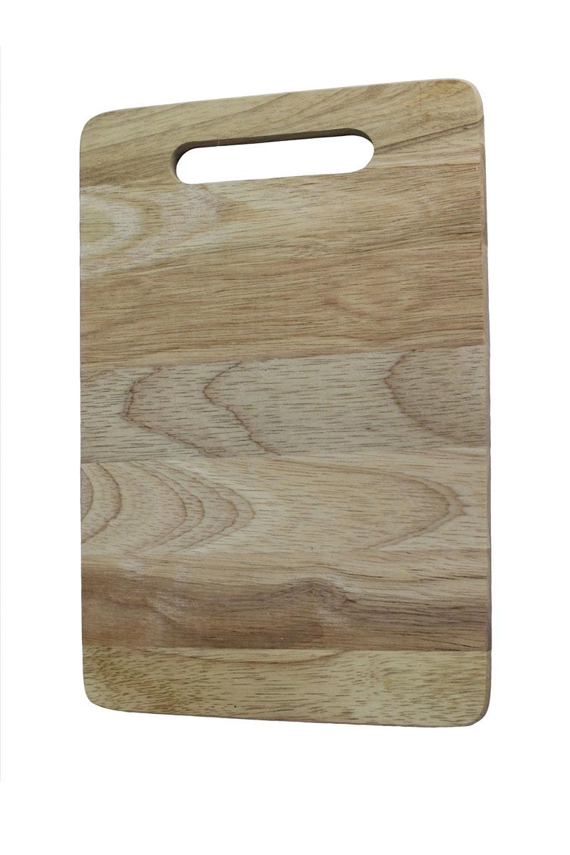 Доска разделочная Vetta Гринвуд, 20 х 30 см. 851123851123Разделочная доска Vetta Гринвуд, изготовленная из бамбука, прекрасно подходит для разделки и измельчения всех видов продуктов. Доска имеет отверстие для подвешивания на крючок.