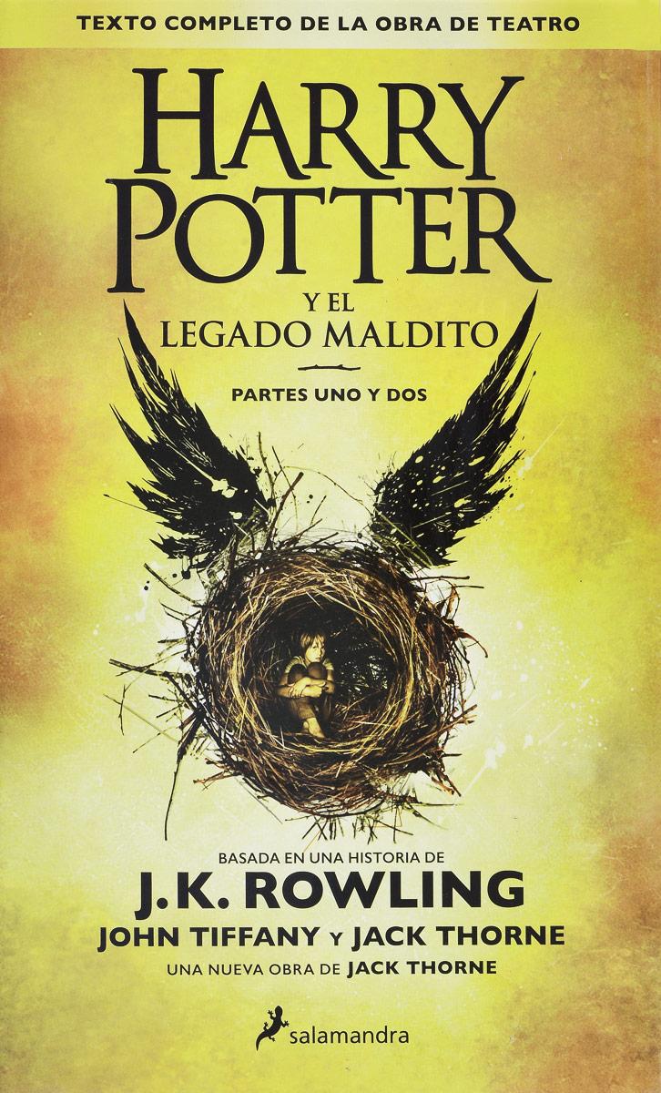 Harry Potter y el legado maldito: Partes 1 y 2