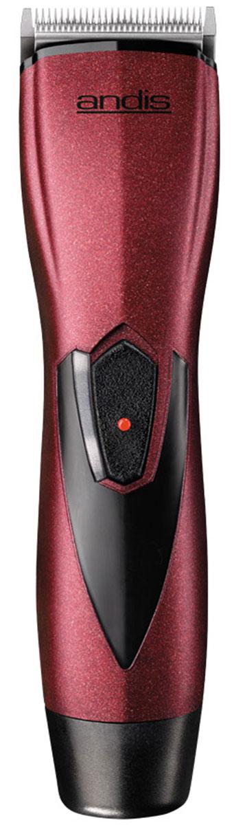 Andis Ionica машинка для стрижки волос68225 RBCТриммер Andis Ionica оснащен бритвенной головкой из нержавеющей стали. Плавная регулировка длины стрижки осуществляется при помощи четырех насадок 3, 6, 9, 12 мм, идущих в комплекте с устройством. Прибор имеет современный и эргономичный дизайн. Красивую и модную прическу теперь можно сделать не только в парикмахерской, но и дома.