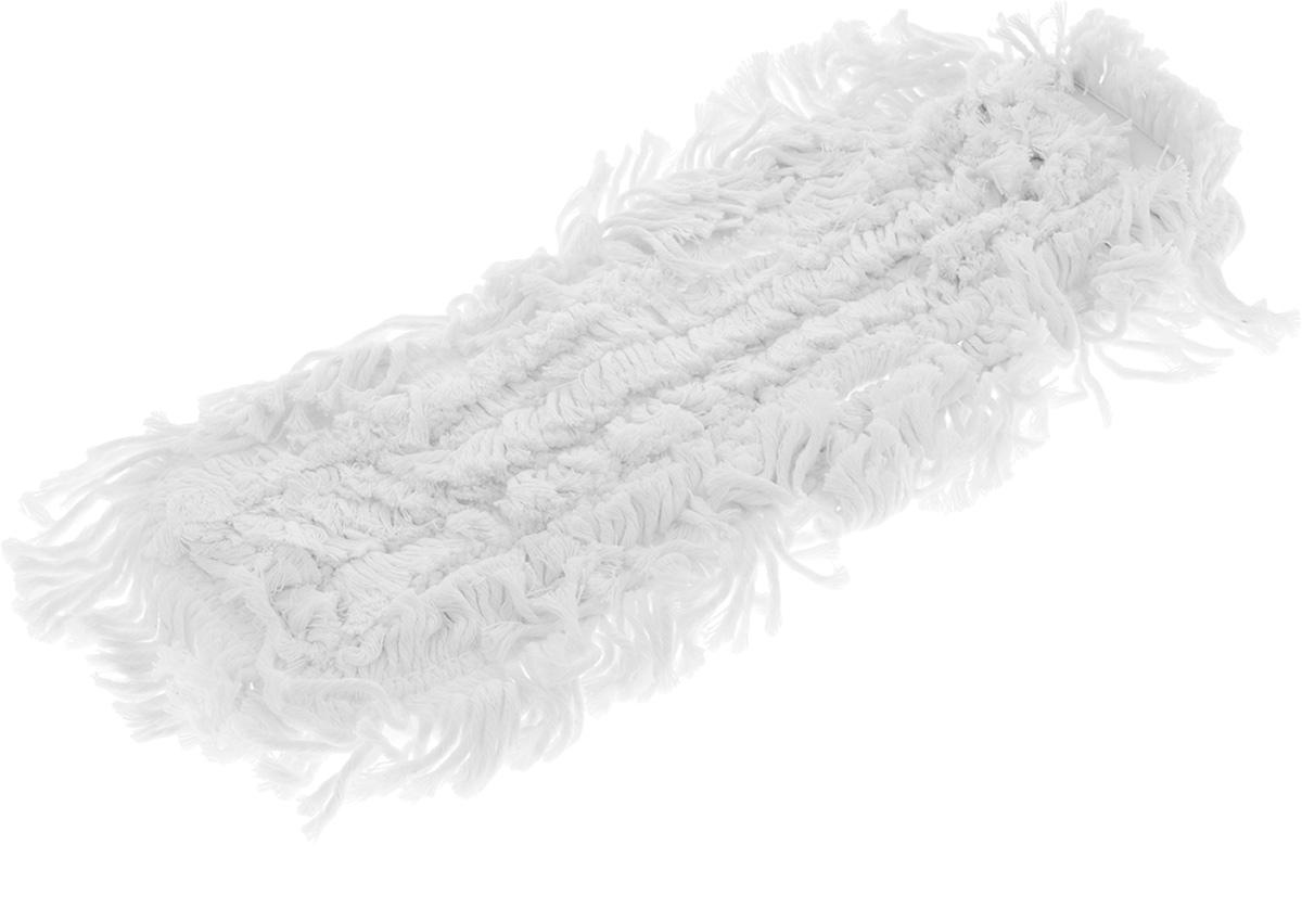 Насадка сменная для швабры флаундер Фэйт, 40 х 12 см68965/1402217Сменная насадка Фэйт изготовлена из хлопка. Подходит для всех видов швабр флаундер. Предназначена для сухой и влажной уборки всех типов твердых полов. Хорошо собирает влагу с поверхности. Загрязненную насадку из микрофибры рекомендуется стирать в стиральной машине в режиме Деликатные ткани/Синтетика.