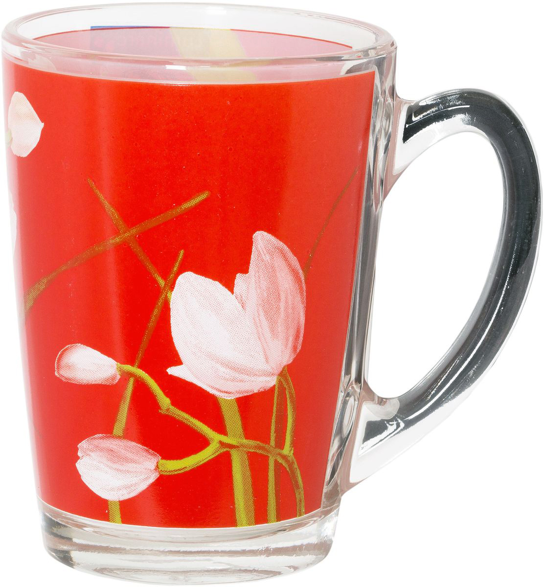 Набор кружек Luminarc Красная Орхидея, 320 мл, 6 штG3689