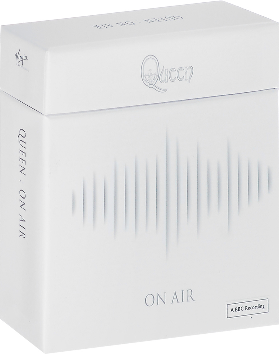 Queen Queen. On Air (6 CD) медицина bbc