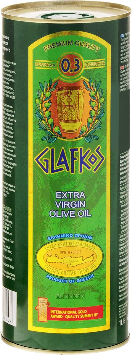 Glafkos Extra Virgin масло оливковое, 1 л рыжиковое масло где челябинск