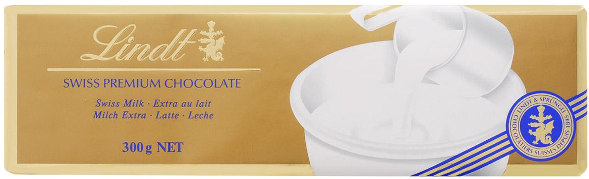 Lindt Gold молочный шоколад, 300 г lindt excellence белый шоколад с ванилью 100 г