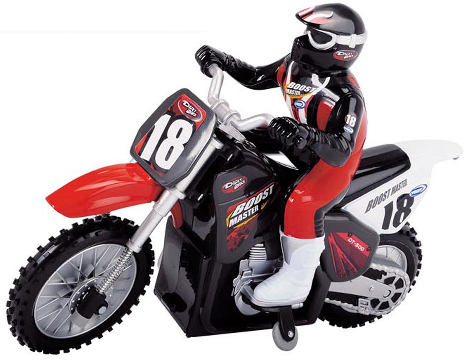 Dickie Toys Мотоцикл на радиоуправлении - Радиоуправляемые игрушки