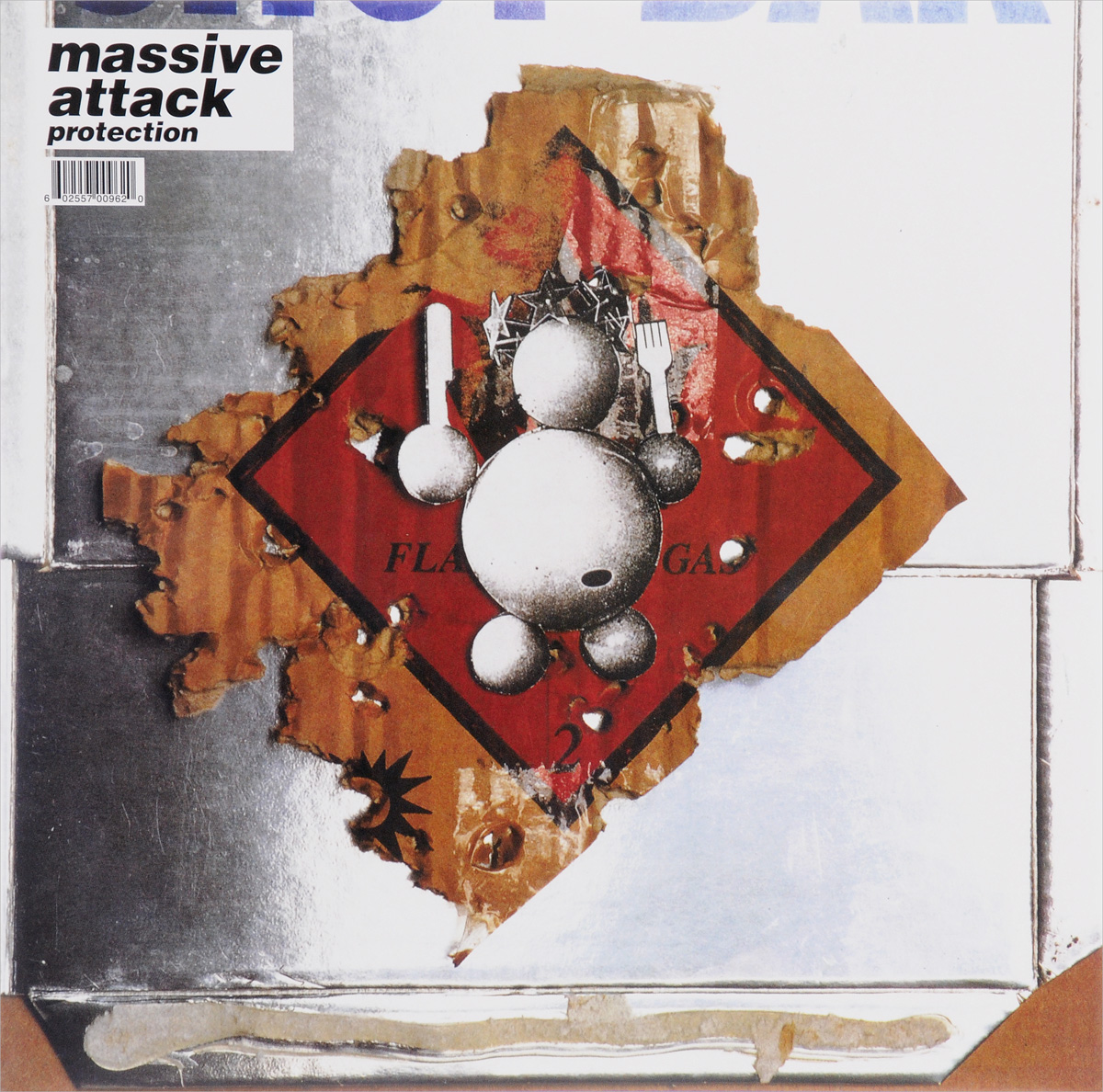 Massive Attack Massive Attack. Protection (LP) massive attack massive attack no protection