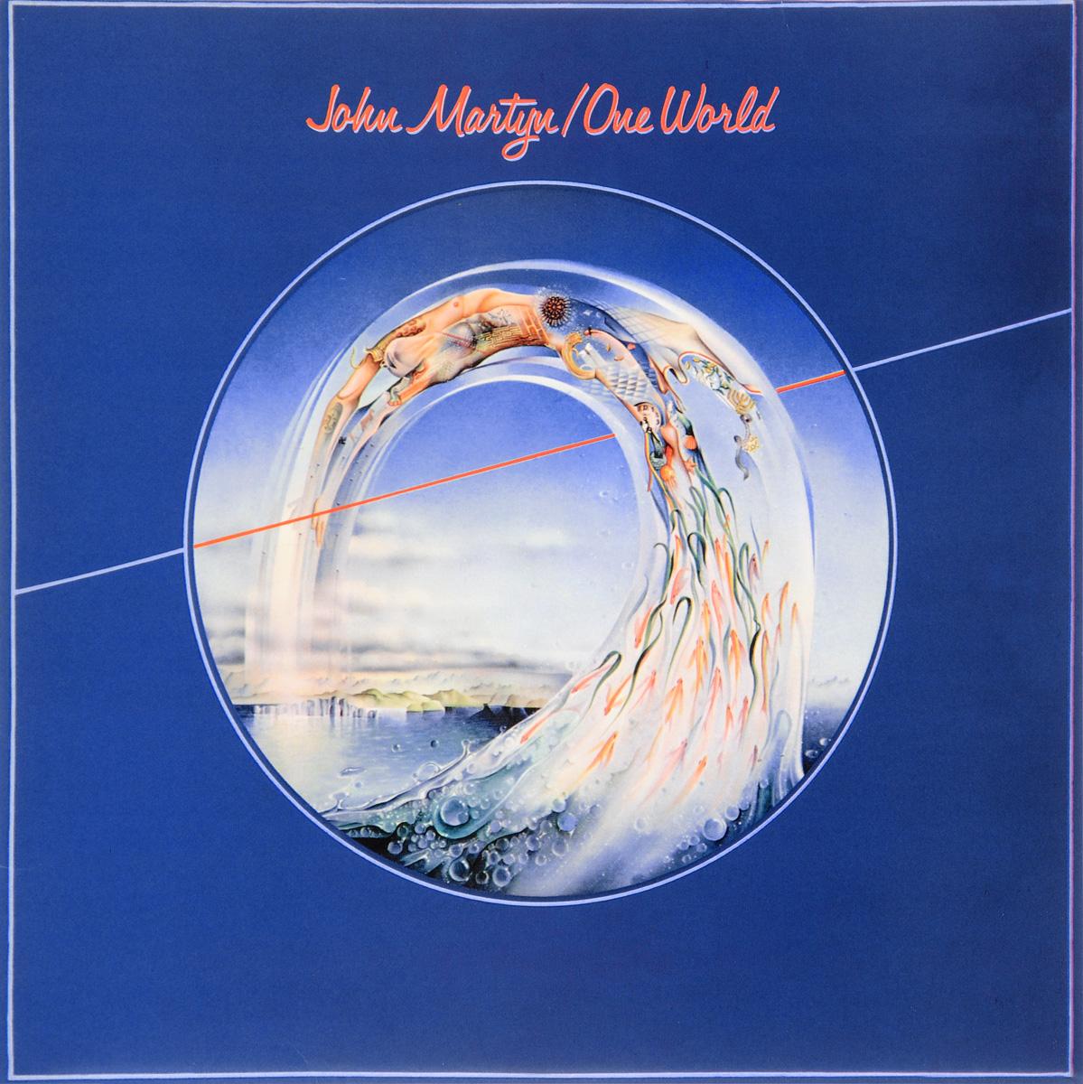 Джон Мартин John Martyn. One World (LP) джон мартин john martyn grace