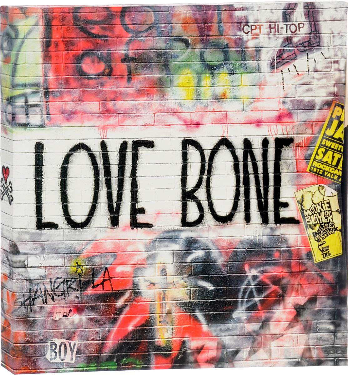 Mother Love Bone Mother Love Bone. On Earth As It Is. The Complete Works (3 LP) the good mother