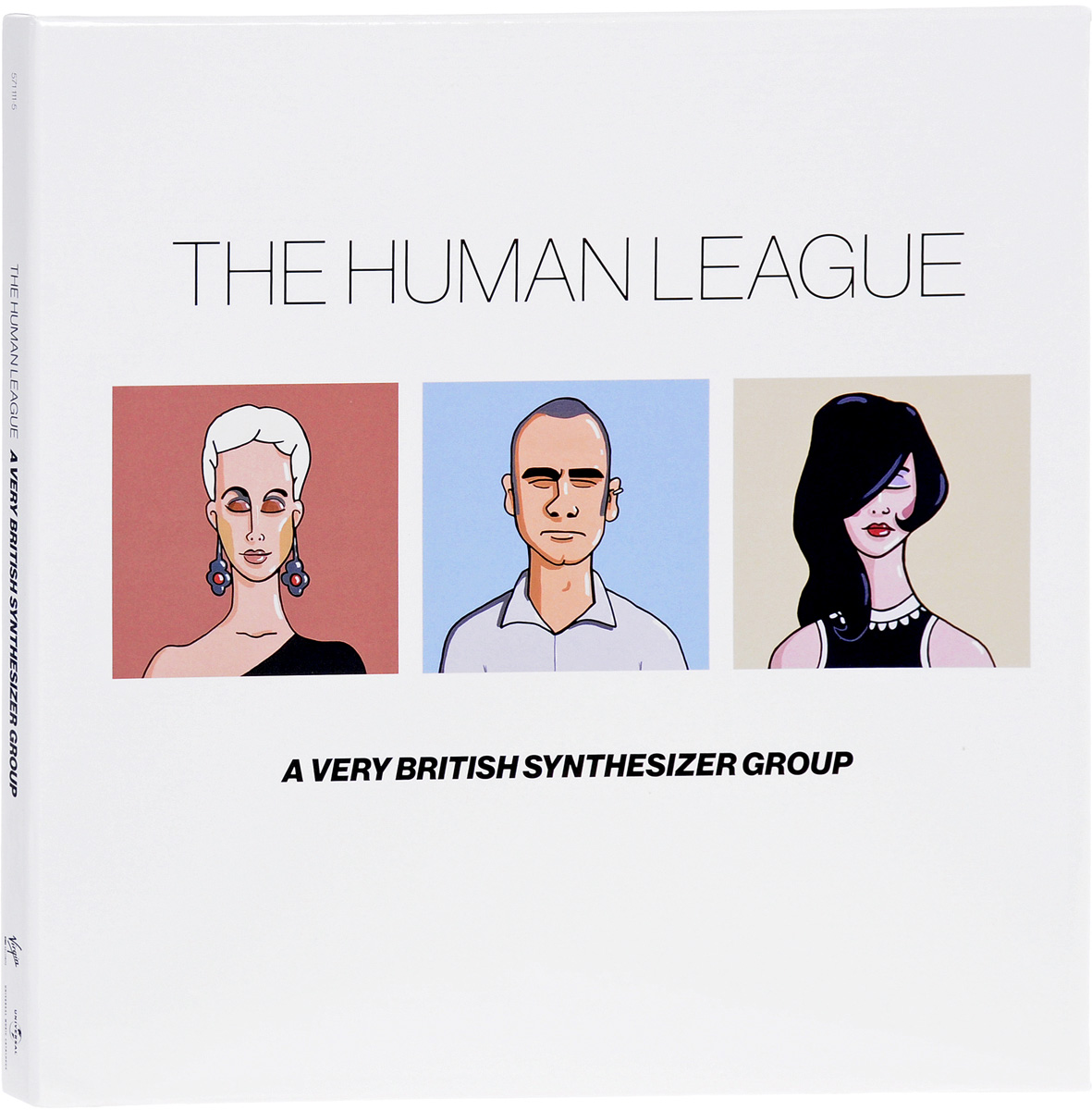 The Human League The Human League. A Very British Synthesizer Group. Half Speed Master Edition (3 LP) adiors side parting long colormix side braid synthetic wig