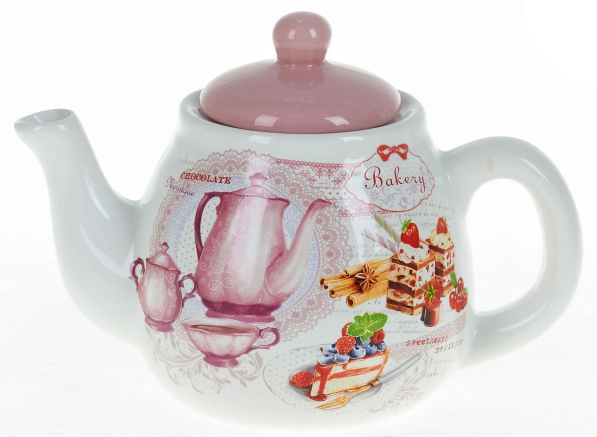 Чайник заварочный ENS Group Бисквит, 660 мл. L3170207L3170207Заварочный чайник Бисквит, изготовленный из высококачественной керамики, прекрасно впишется в интерьер вашей кухни и станет достойным дополнением к кухонному инвентарю. Изделие снабжено эргономичной крышкой и удобной ручкой. Такой чайник не только украсит ваш кухонный стол и подчеркнет прекрасный вкус хозяйки, но и станет отличным подарком.Можно мыть в посудомоечной машине.